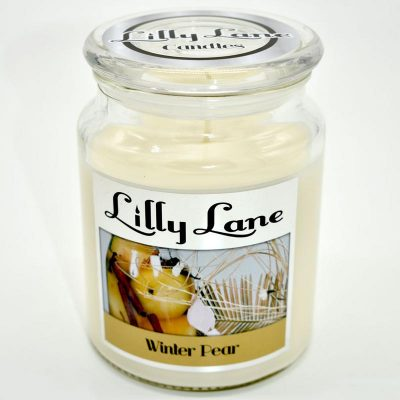 Lilly Lane Jar Candle Winter Pear