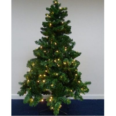 SQ-ZIPZAP-XMAS-6-FT-PRELIT-TREE-230-LEDS-32406007