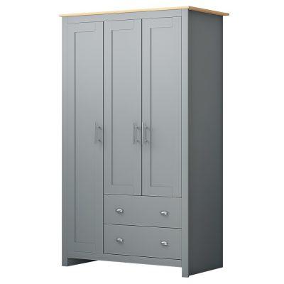 DG Westbury 3 Door Combi Grey