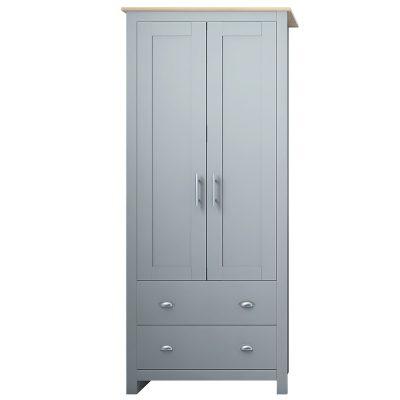 DG Westbury 2 Door Combi Grey