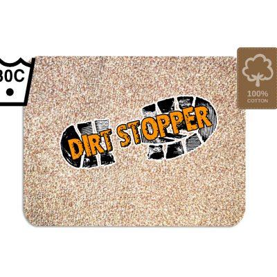 Dirt Stopper Barrier Door Mats Beige Moonshine