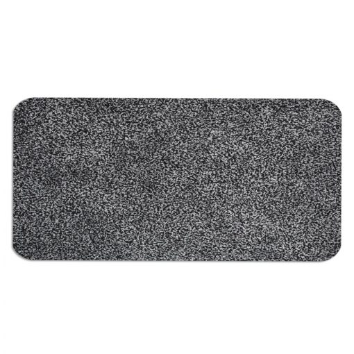 Dirt Stopper Barrier Door Runner Mat Grey Pearl