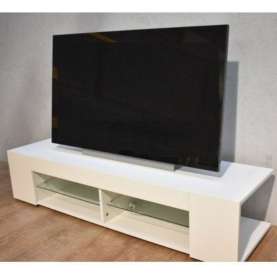 DG Chesham TV Unit White Gloss