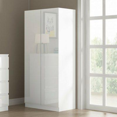 Carlton 2 Door White Gloss