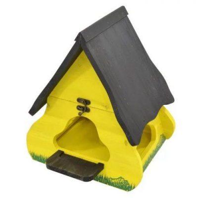Tweetie Bird Feeder - Yellow & Black